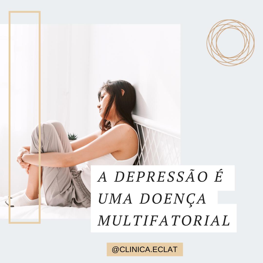 Depressão e estilo de vida